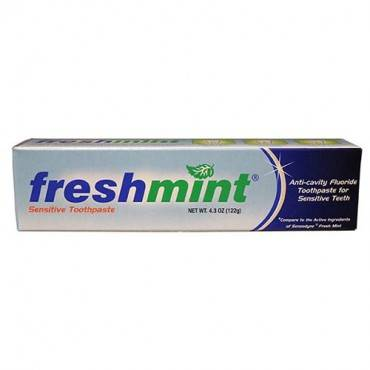 Freshmint Sensitive Toothpaste, 4-2/7 Oz. Part No. Tps43 (1/ea)