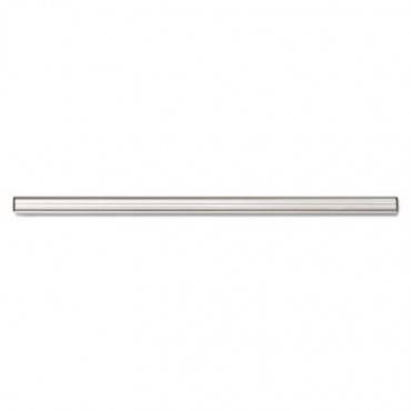 Grip-a-strip Display Rail, 24 X 1 1/2, Aluminum Finish