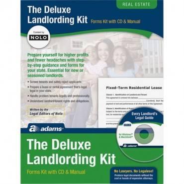 Adams Landlording Made E-Z Kit (PK/PACKAGE)