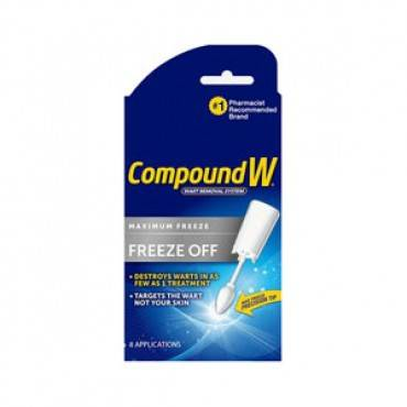 Compound W Freeze Off Original Spray Part No. 0-75137-53005-8 (1/box)