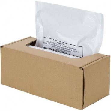 Fellowes Waste Bags for AutoMax™ 500CL, 500C, 300CL and 300C Shredders (CA/CASE)