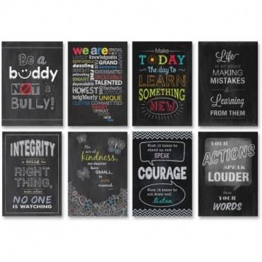 Creative Teaching Press Inspire U 8-Poster Pack (PK/PACKAGE)