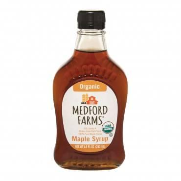 Medford Farms Maple Syrup - Case of 12 - 8.5 fl oz