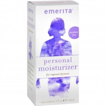 Emerita Feminine Personal Moisturizer - 4 Fl Oz