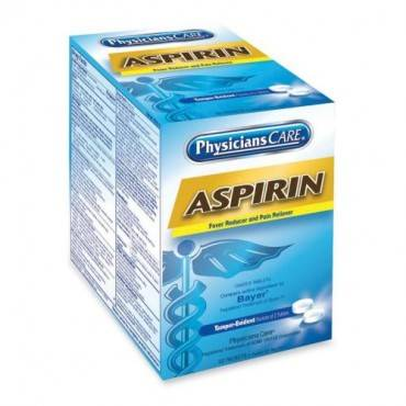 PhysiciansCare Physician's Care Aspirin Single Packets (BX/BOX)