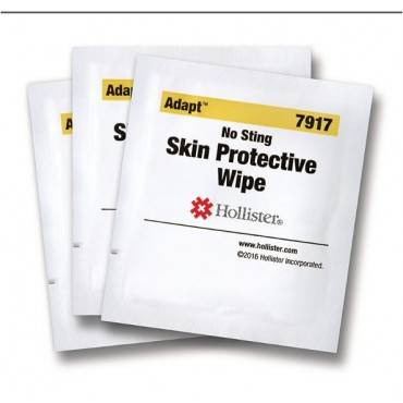 Adapt No Sting Skin Protective Wipe Part No. 7917US Qty  Per Package