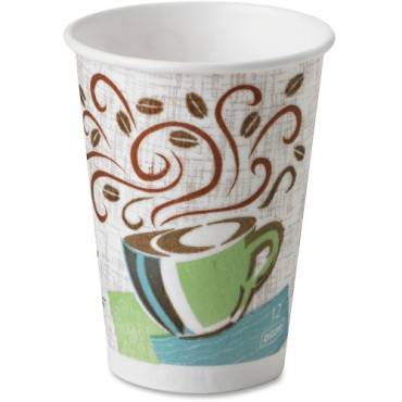 Dixie PerfecTouch Hot Cups (PK/PACKAGE)