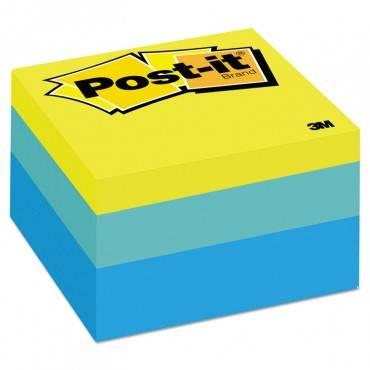 Original Cubes, 3 X 3, Blue Wave, 470-sheet