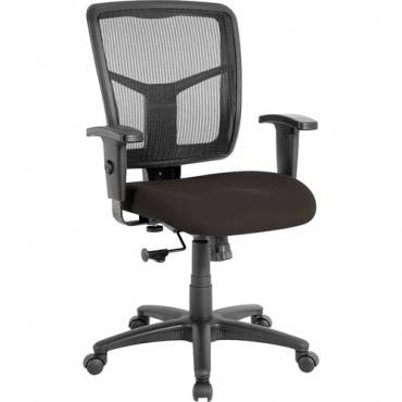 Lorell Managerial Mesh Mid-back Chair (EA/EACH)