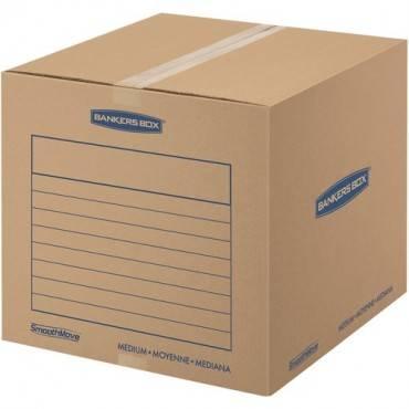 Fellowes SmoothMove™ Basic Moving Boxes, Medium (PK/PACKAGE)
