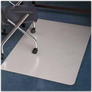 ES Robbins Trendsetter Med-pile Silver Chairmat (EA/EACH)