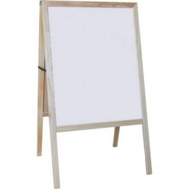 Flipside Dry-erase Board/Chalkboard Easel (EA/EACH)