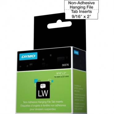 Dymo Hanging File Tab Inserts (RL/ROLL)
