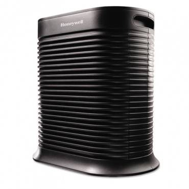 True Hepa Air Purifier, 465 Sq Ft Room Capacity, Black