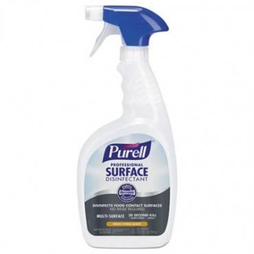 Professional Surface Disinfectant, Fresh Citrus, 32 Oz Spray Bottle