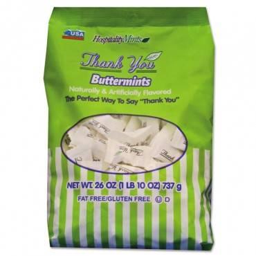 Thank You Buttermints Candies, 26 Oz Bag