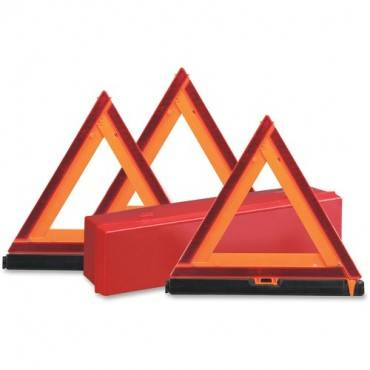 Deflecto Early Warning Triangle Kit (EA/EACH)
