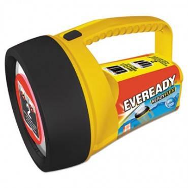 Readyflex Floating Lantern, 2 D, Yellow/black
