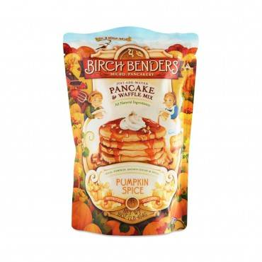 Birch Benders Pancake And Waffle - Pumpkin Spice - Case Of 6 - 16 Oz.