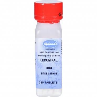 Hyland's Ledum Pal 30x - 250 Tablets